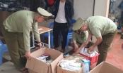 Hà Giang: Tạm giữ trên 700 sản phẩm hàng hóa có dấu hiệu nhập lậu