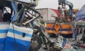 Hiện trường vụ tai nạn kinh hoàng ở Nghệ An khiến nhiều người thương vong