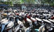 Công an phường Phú Diễn thông báo tìm chủ phương tiện xe máy