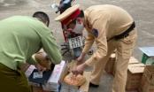 CSGT Quảng Ninh liên tục phát hiện, bắt giữ hàng hóa nhập lậu không nguồn gốc