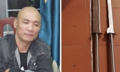 Hà Tĩnh: Hiên ngang vác song đao tới hiện trường chống đối người thi hành công vụ