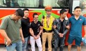 2 đối tượng nguy hiểm bỏ trốn khỏi nhà giam giữ bị bắt khi chạy ra đến Hà Tĩnh