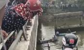 Tìm thấy thi thể nam thanh niên lao xuống sông cứu bạn gái