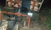 Đắk Nông: Mật phục, bắt giữ xe cày vận chuyển lâm sản trái phép