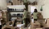 Thu giữ gần 50.000 mỹ phẩm dành cho nam giới không rõ nguồn gốc tại phòng trọ sinh viên