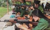 Những trường quân đội nào tuyển nữ?