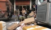 Quảng Ninh: Thu giữ 1.020 kg chân gà tẩm ướp không rõ nguồn gốc