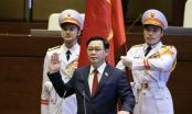 Đồng chí Vương Đình Huệ được bầu làm Chủ tịch Quốc hội
