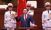 Video: Nghi lễ tuyên thệ nhậm chức tân Chủ tịch Quốc hội khóa XIV