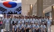 Lao động Nghệ An đón tin vui từ thị trường Hàn Quốc