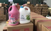 Hà Nội: Hàng trăm can nước giặt giả nhãn hiệu D-nee, Comfort bị bắt giữ