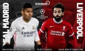 Nhận định bóng đá Real Madrid vs Liverpool, 02h00 ngày 7/4: Ký ức ùa về