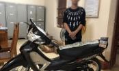 Bắt giữ tên trộm tài sản lấy tiền mua xe tặng bạn gái