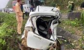Hòa Bình: 2 người tử vong sau cú va chạm giữa ô tô con và xe khách