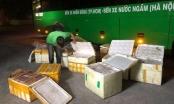 Nghệ An: Bắt giữ gần 1 tấn thực phẩm bẩn
