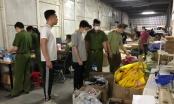 """Hải Dương: Thu giữ nhiều hàng hóa nhập lậu của tài khoản facebook """"Tổng kho Thanh Vân"""""""