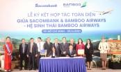Sacombank và Bamboo Airways ký hợp tác toàn diện