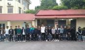 Vĩnh Phúc: Phát hiện xử lý 21 đối tượng đua xe trái phép ở Tam Đảo