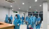 Nghệ An: Tiếp nhận 222 công dân từ Nhận Bản về nước tránh dịch