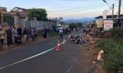 Đắk Lắk: 2 xe mô tô đấu đầu 3 người thương vong
