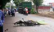 Vĩnh Phúc: Nữ sinh lớp 11 bị xe tải cán tử vong trên đường đi học