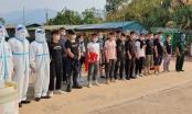 20 công dân Trung Quốc nhập cảnh trái phép vào Việt Nam được trao trả về quê hương