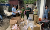 Lực lượng chức năng Lạng Sơn thu giữ nhiều sản phẩm nhập lậu kinh doanh qua mạng xã hội