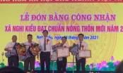 Phó chủ tịch Nghệ An trao bằng khen công nhận xã Nghi Kiều đạt chuẩn nông thôn mới