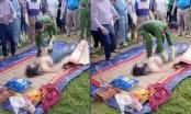 Phát hiện thi thể người phụ nữ trôi lập lờ trên kênh thủy lợi ở Nghệ An