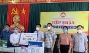 Tập đoàn TH cùng thị xã Hoàng Mai chung tay đẩy lùi COVID-19