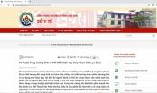 Trang thông tin điện tử Sở Y tế Lạng Sơn quảng cáo trái quy định