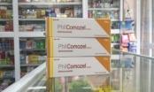 Bộ Y tế thu hồi thuốc Philcomozel cream không đạt chất lượng, vi phạm mức độ 3