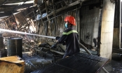 Bình Dương: Hỏa hoạn bùng phát tại công ty gỗ