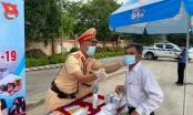 CSGT Nghệ An: Chung tay phòng chống dịch Covid-19