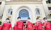 Gần 50 chuyên gia, sinh viên Đại học Y Hà Nội lên đường hỗ trợ Bắc Ninh chống dịch Covid-19