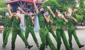 """Sinh viên Học viện Cảnh sát nhân dân gây """"bão"""" với vũ điệu """"Tôi đi bầu cử"""""""
