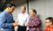 MC Quyền Linh mua 100 phần bột chiên giúp vợ chồng già nuôi cháu bị bỏ rơi