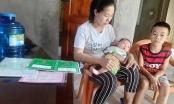 Bi đát góa phụ một nách nuôi 3 đứa con thơ dại cùng khoản nợ 300 triệu đồng