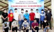 6/6 học sinh Việt Nam đều giành giải tại Olympic Tin học Châu Á - Thái Bình Dương