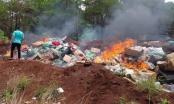 Gia Lai tiêu hủy hàng chục ngàn sản phẩm hàng hóa vi phạm
