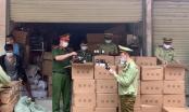 Lạng Sơn thu giữ trên 7 nghìn lọ mỹ phẩm nhập lậu
