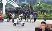 Quảng Ninh: Xác định danh tính đối tượng tạt đầu xe CSGT khiến 2 cán bộ chiến sĩ CSGT nhập viện