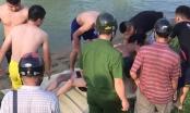 Tìm thấy thi thể nam thanh niên mất tích trên sông Đào ở Nghệ An