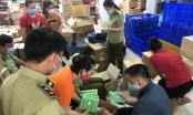 Lực lượng chức năng Bình Thuận thu giữ hàng chục nghìn mỹ phẩm không rõ nguồn gốc