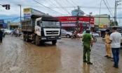 Gia Lai: Va chạm giao thông giữa xe tải và xe máy, 1 học sinh tử vong tại chỗ