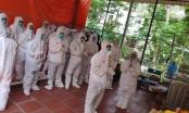 Bắc Giang: Làm việc trong khu điều trị bệnh nhân Covid- 19, nữ điều dưỡng nén lòng vọng bái mẹ từ xa