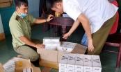 Gia Lai: Phát hiện gần 1.500 bao thuốc lá nhập lậu