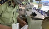 Hơn 1.200 mỹ phẩm, sữa và thực phẩm chức năng nhập lậu vừa bị thu giữ tại Huế