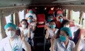 """""""Đội quân"""" tinh nhuệ của Nghệ An lên đường chi viện Hà Tĩnh"""