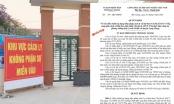 Bắc Giang thay đổi biện pháp cách ly xã hội với huyện Lạng Giang
